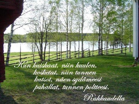 rakkaus lauseita englanniksi Mikkeli