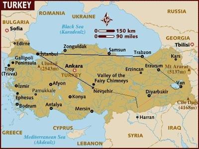 Puoli Vuotta Turkissa Vuodatus Net