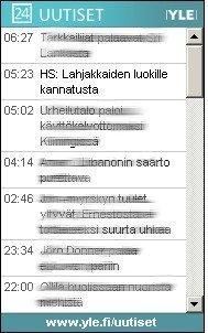 YLE: Lahjakkaiden luokille kannatusta